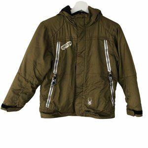 Spyder Boys Youth 10 Snowbard Jacket Insulated